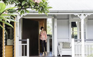 Brisbane workers cottage gets extensive makeover