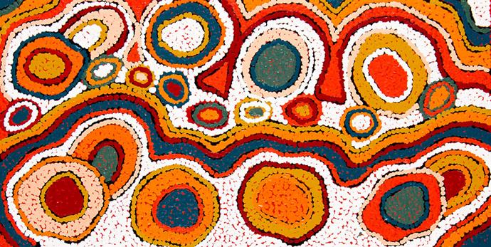 "Travelling Women by Nellie Marks Nakamarra, $280.00, [Spirit Gallery](https://www.spiritgallery.com.au/aboriginal-art/nellie-marks-nakamarra-1925/?utm_campaign=supplier/|target=""_blank"") For more information on Nellie and her work visit [Spirit Gallery](https://www.spiritgallery.com.au//?utm_campaign=supplier/