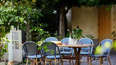 Take a seat: The latest outdoor lounge and dining options