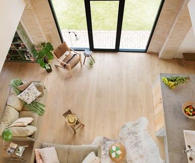 Timber floors that make a style statement