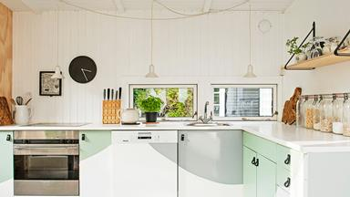 5 steps for making your daggy rental kitchen shine