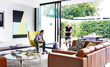 Reader home: A beautifully modern Melbourne townhouse
