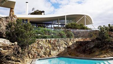Harry Seidler's award winning modern marvel