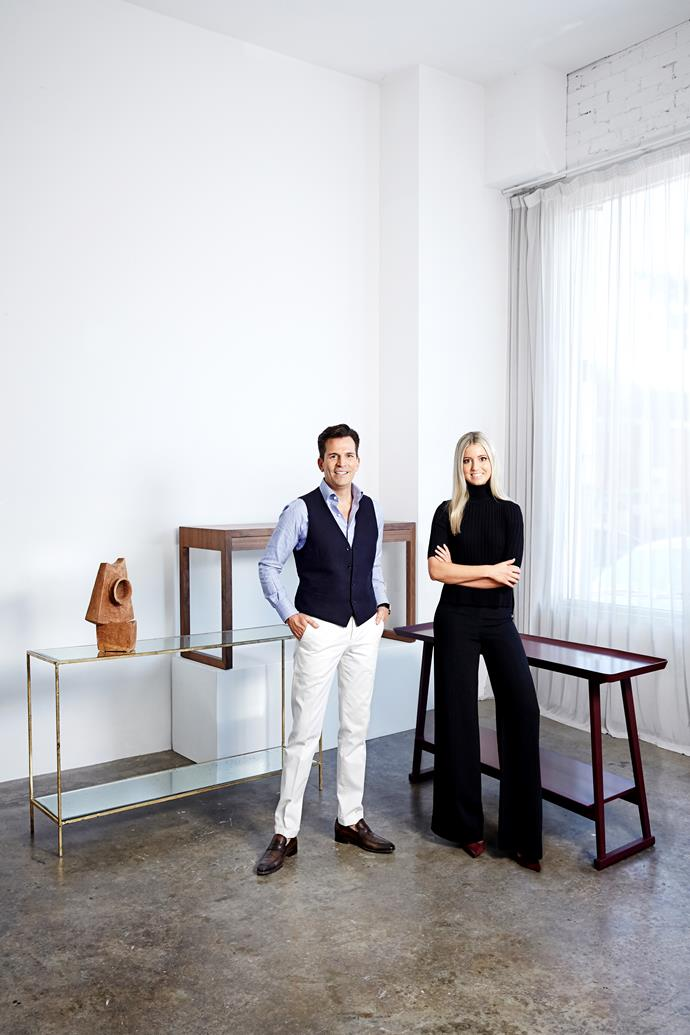 """FROM LEFT: With antiqued mirrored surfaces and an antiqued gold frame the 'Sinclair' console will deliver old Hollywood-style glamour to anyspace, [Coco Republic](http://www.cocorepublic.com.au//?utm_campaign=supplier/