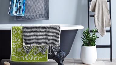 5 ways to fake a clean bathroom