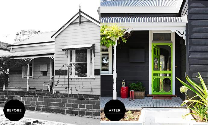 "This family retained the front two rooms of this 1908 cottage and demolished the back to build a new extension. [Take a tour of this home here](http://www.homestolove.com.au/before-and-after-kirk-and-suzannes-perth-cottage-renovation-2325|target=""_blank""). Photo: Angelita Bonetti"