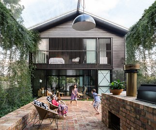 Fun, functional and flexible family home