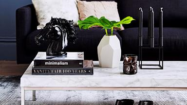 Tips for standout coffee table styling