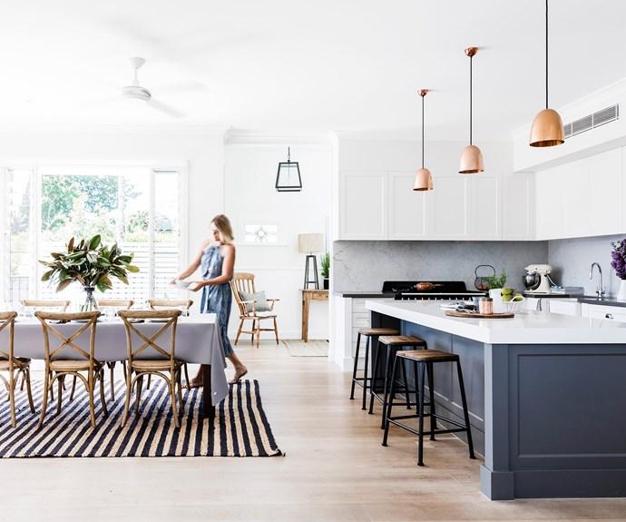 New England homes design