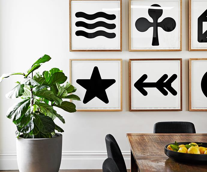 Ways to style indoor plants