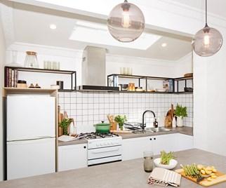 DIY kitchen remodel on a budget