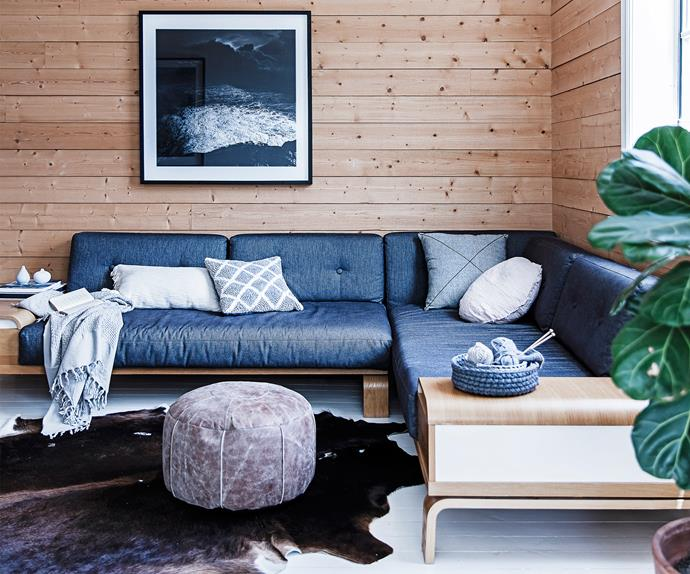 Sydney apartment gets Swedish summer house makeover