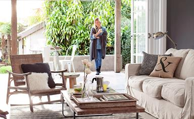 Easy ways to transform your living room