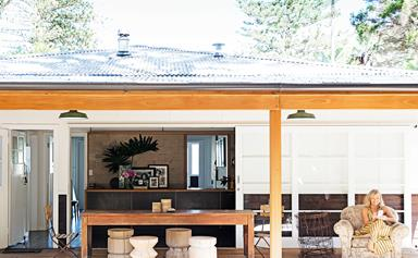 Deb Bibby's Pittwater beach shack gets a heartfelt renovation