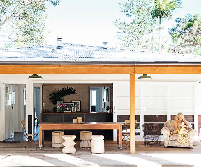 Pittwater beach shack gets a heartfelt renovation