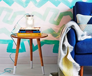 wallpaper DIY ideas