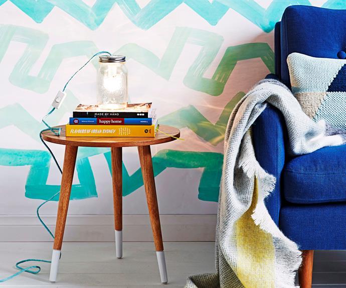 wallpaper DIY ideas