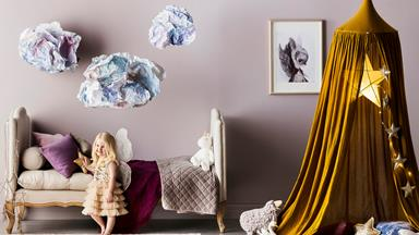 Shop the look: Dreamy bedrooms for toddlers, tweens and teens