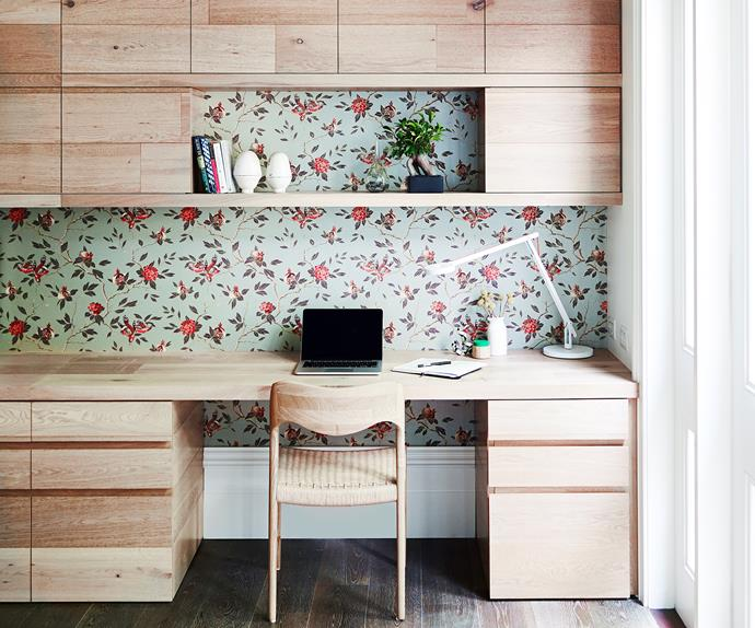 home office wallpaper ideas