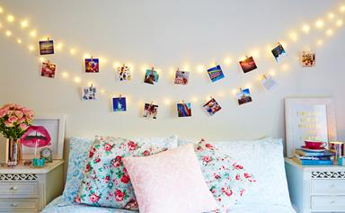 8 ways to decorate with fairy lights