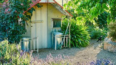 Palette pleaser: H&G Pretty Garden Of The Year winner