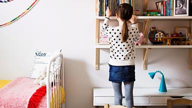 Four easy ways kids can help around the house