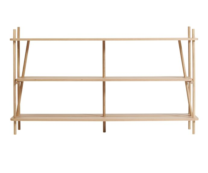 "Handy hub Harto ""Simone"" **bookcase**, $1458, [Clickon Furniture](http://www.clickonfurniture.com.au/?utm_campaign=supplier/