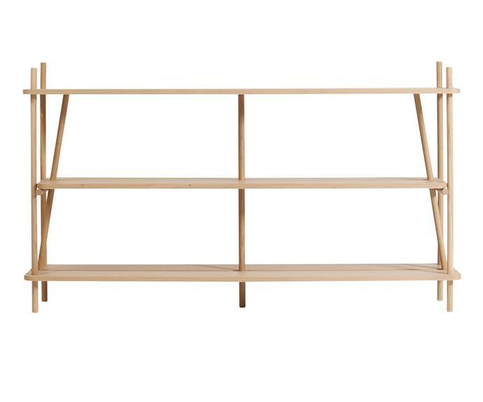 "Handy hub Harto ""Simone"" **bookcase**, $1458, [Clickon Furniture](http://www.clickonfurniture.com.au/?utm_campaign=supplier/|target=""_blank"")."