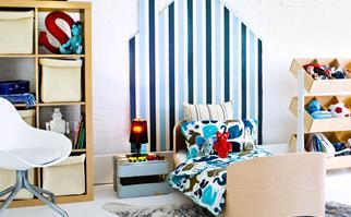 organised kid's room