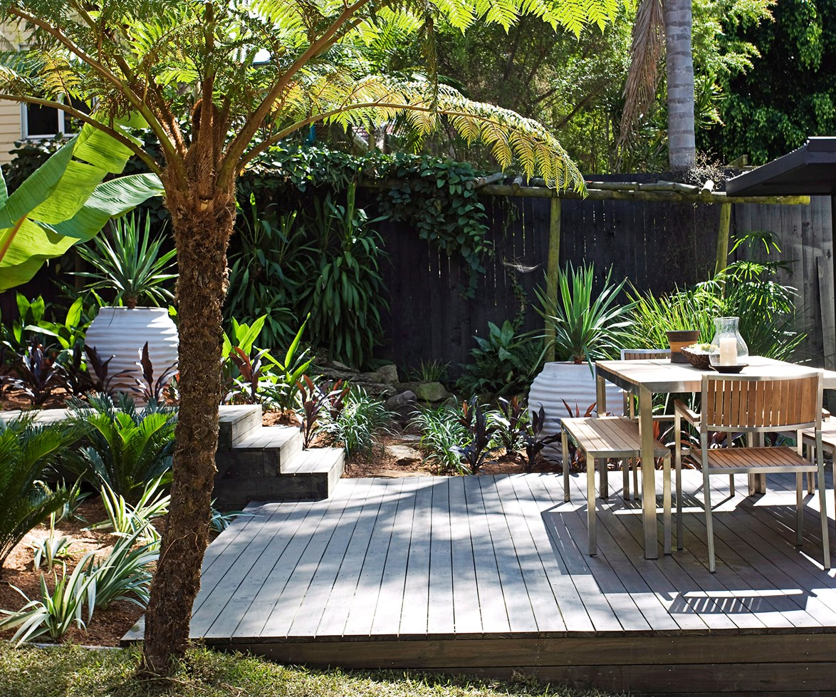 "[James Treble shares four simple steps to keep your deck looking divine](http://www.homestolove.com.au/how-to-care-for-your-deck-3270|target=""_blank""). Photo: Nick Bowers"