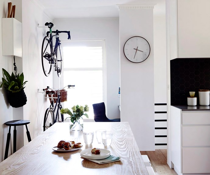 clean and clutter-free home