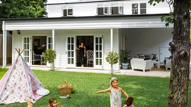 1920s cottage renovation for multi-generational living