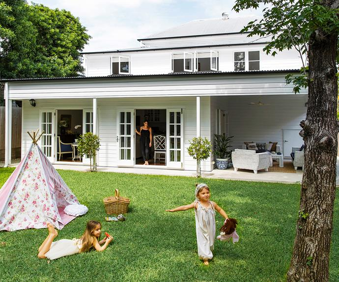 1920s cottage renovation for multi-generational living