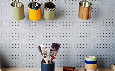 How to organise your garage in 8 steps