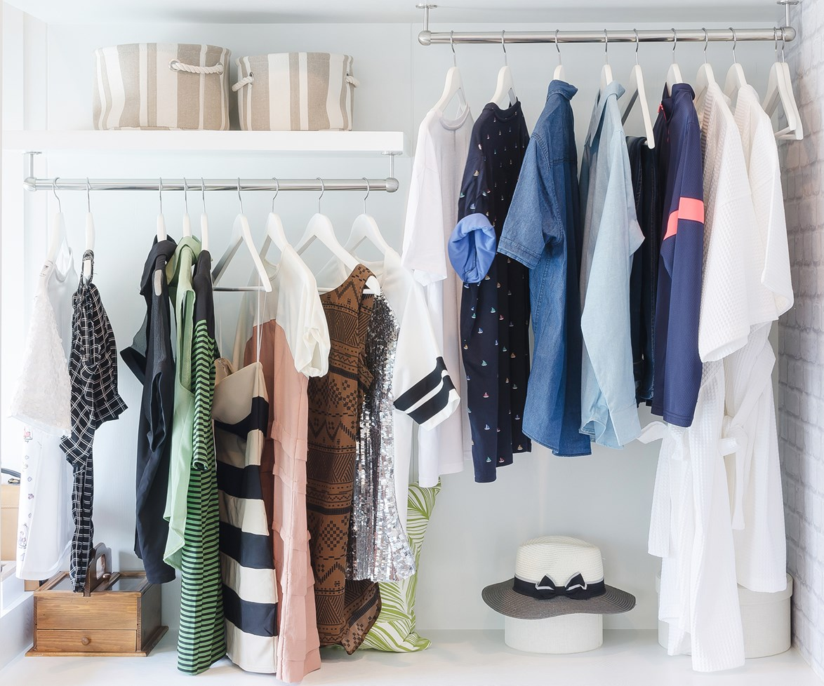 **Banish mould:** There's nothing worse than pulling out your favourite dress from your wardrobe to find it covered in mould! Although the dress should recover with a quick wash these [mould prevention tips](http://www.homestolove.com.au/how-to-prevent-dampness-in-your-wardrobe-3346) should keep the dampness at bay. Photo: Getty