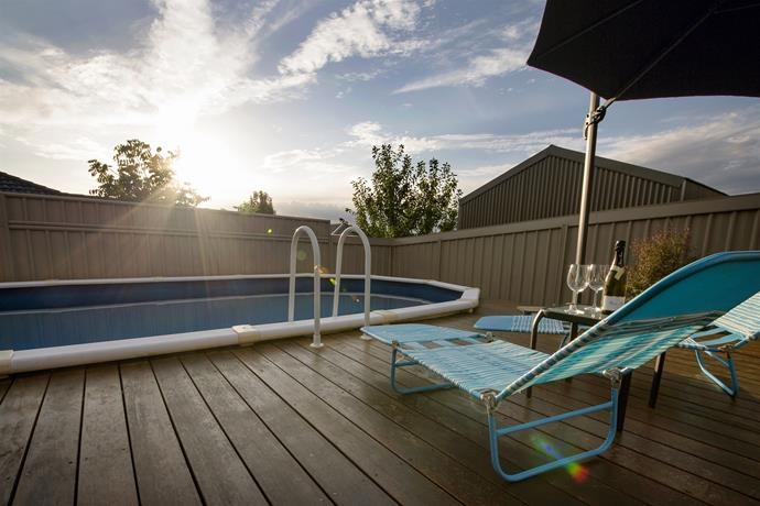 Modular pools can be installed in just one day. Photo: Swimart