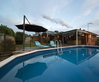 Five reasons to get an above ground pool