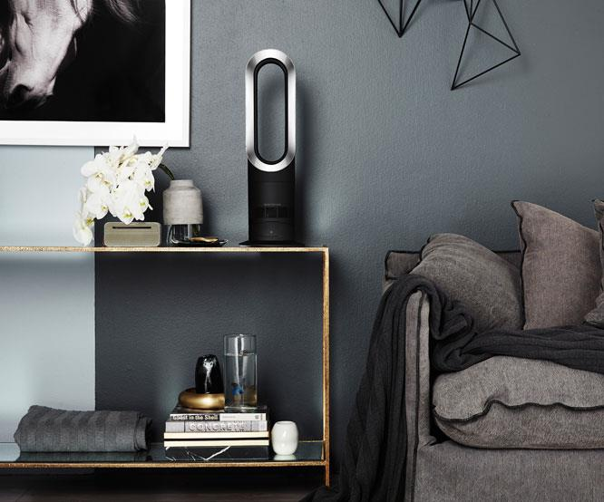 "**Invest in a new heater –** one that is not only powerful and efficient, but also an attractive feature in your home. The [Dyson Hot + Cool fan heater](http://www.dyson.com.au/fans-and-heaters/fan-heaters.aspx|target=""_blank"") is safe, stylish and will heat a room evenly, $699."