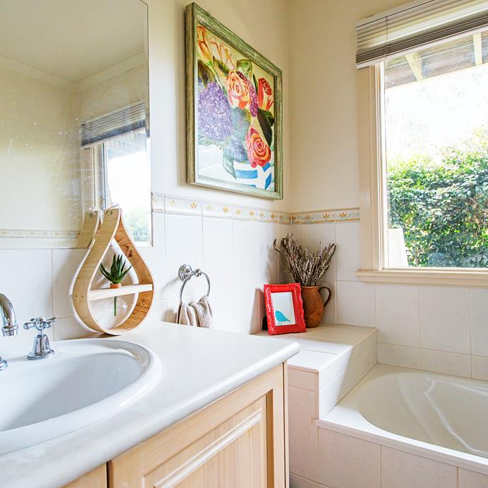 """""""Having an ensuite is great but the kids seem to use it as much as we do!"""" says Katherine."""