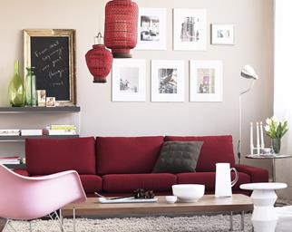 How to create a feature gallery wall