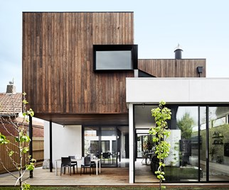 Dilapidated Edwardian house transformed into modern family home