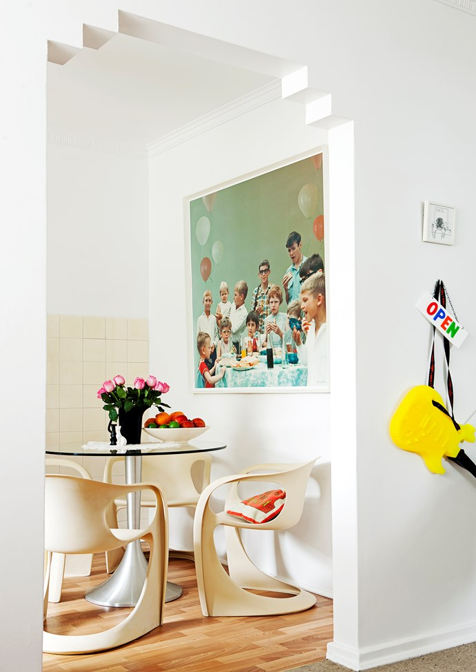 """A retro-style table from [Matt Blatt](http://www.mattblatt.com.au/