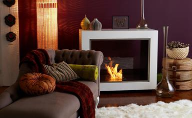 4 ways to make your home instantly cosy this winter