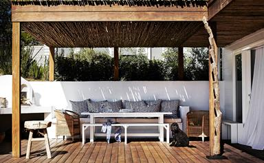 4 ways to give your outdoor space a holiday vibe