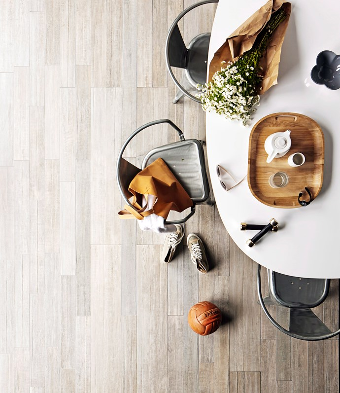 """**Floating floors** offer a quality finish at a realistic budget. Innovations in [laminate flooring](http://www.homestolove.com.au/tough-call-timber-versus-laminate-flooring-2680