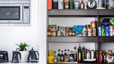 6 tips for organising your pantry