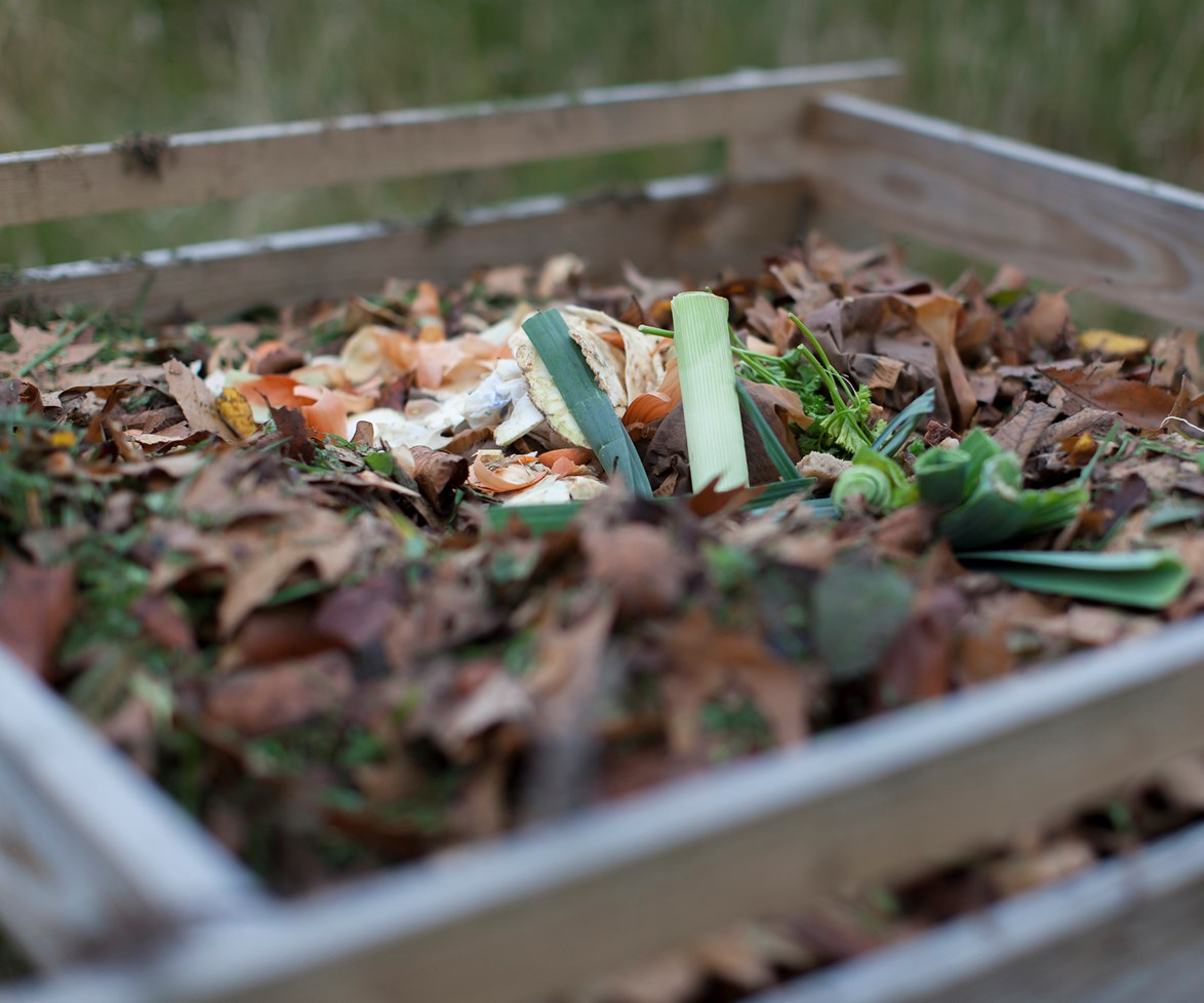 """Find out [how to create a homemade compost bin](http://www.homestolove.com.au/how-to-create-a-homemade-compost-bin-3468