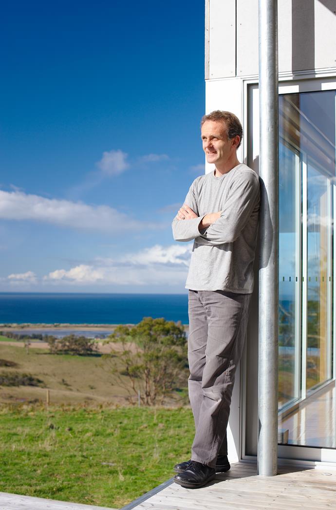 """Architect Mike Verdouw of [1+2 Architecture](http://1plus2architecture.blogspot.com.au/?utm_campaign=supplier/ target=""""_blank"""")."""