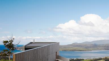 Award-winning Tasmanian holiday house