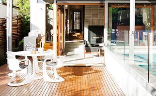 eco friendly family home